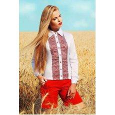 Узор К1 блуза Марта 2Н д/р NCG10649