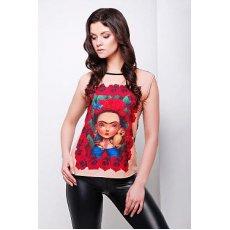 Фрида Кало футболка Киви б/р NCG10656