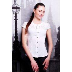 блуза Снежана к/р NCG9636