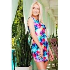 Лапка ультра платье Лея-1 б/р NCG9735