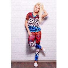 Разноцветный леопард Костюм Леся1 NCG9866