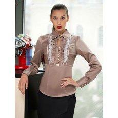 блуза Каролина д/р NCG9614
