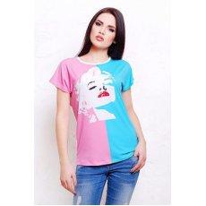 Мэрлин Монро футболка Кимоно NCG9766