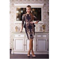 Жемчуг платье Богемия д/р NCG9671