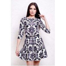 Дамаск платье Мия-1Ф д/р NCG9667