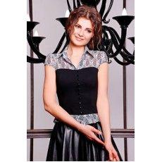 блуза Алиса к/р NCG9603