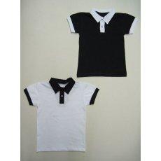 Рубашка на планке кор.рукав  фуликра NCL752
