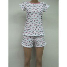 Пижама женская Кружево жатка NCL403