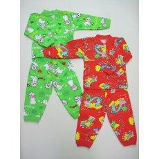 пижама на кокетке начес NCL17