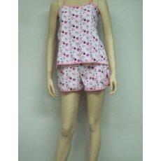 Пижама женская колокольчик кулир NCL356