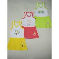 Платье спортивное интерлок NCL182