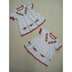 Платье Ясочка вышивка интерлок NCL125