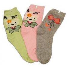 """Детские носочки с разным рисунком """" Золото """""""