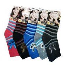 Детские махровые носки S-2276
