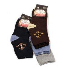 """Махровые носки на мальчика """" Корона """" Маквин"""