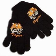 "Перчатки ""Тигр"" микс"