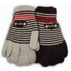 """Перчатки подростковые """" Fushi """" микс"""