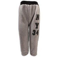 """Спортивные штаны на флисе """"Ny"""""""