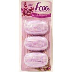 """Туалетное мыло """" Fax """" набор 3шт"""
