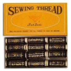 """Нитки для шитья """"Sewing"""" черные"""