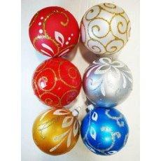 Набор елочных шариков