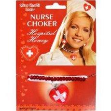 Колье веселой медсестры штучно