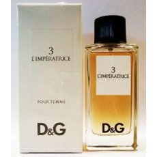 "Женские духи ""Dolce & Gabbana 3 L'Imperatrice"""