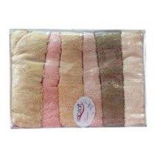 """Комплект полотенец для лица """"GD"""" бамбук"""