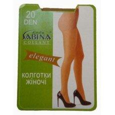 """Колготы женские """"Lady Sabina"""" Elegant 20 den"""