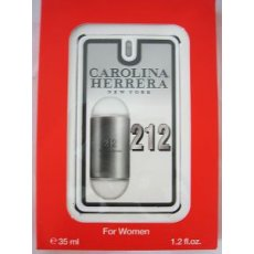 Carolina Herrera 212 Women edt 35ml / iPhone