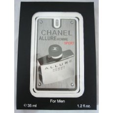Chanel Allure Sport edt 35ml / iPhone