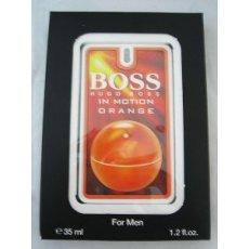 Hugo Boss - Boss In Motion Orange Summer edt 35ml / iPhone