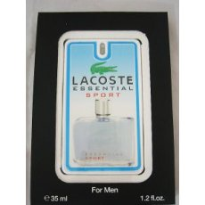 Lacoste Essential Sport edt 35ml / iPhone