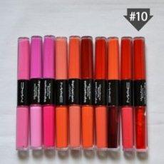 Жидкая помада MAC Liquid Lipstick - 2 цвета #10