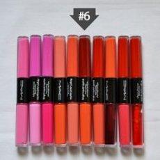 Жидкая помада MAC Liquid Lipstick - 2 цвета #6