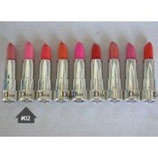 Помада Christian Dior Rouge Replenishing Lipstick #02