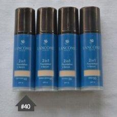 Тональный крем Lancome 2 in 1 Foundation + Serum 30ml - #40