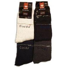 "Махровые мужские носки "" Jujube """