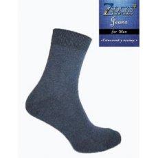 Демисезонные мужские носки «Jeans»