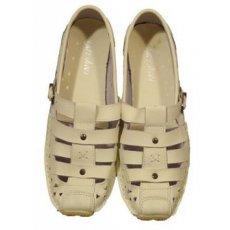 """Мокасины """" Zojas Shoes """" 8866 белые штучно"""