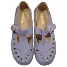 "Мокасины летние "" Zojas Shoes "" А-822 Purple штучно"
