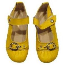 "Мокасины летние "" Zojas Shoes "" 20918 Yellow штучно"