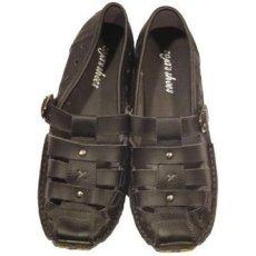 """Мокасины """" Zojas Shoes """" 8866 black штучно"""