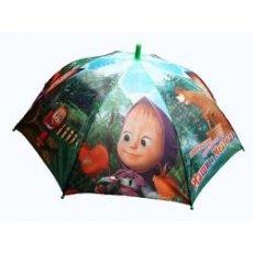 """Зонт детский """" Маша и медведи """""""