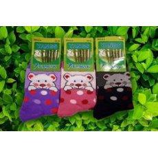 """Женские носки """" Yangs """", бамбук Мишка"""