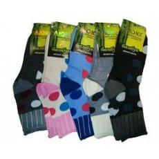 """Женские махровые носки """"Люкс"""" GL-687"""